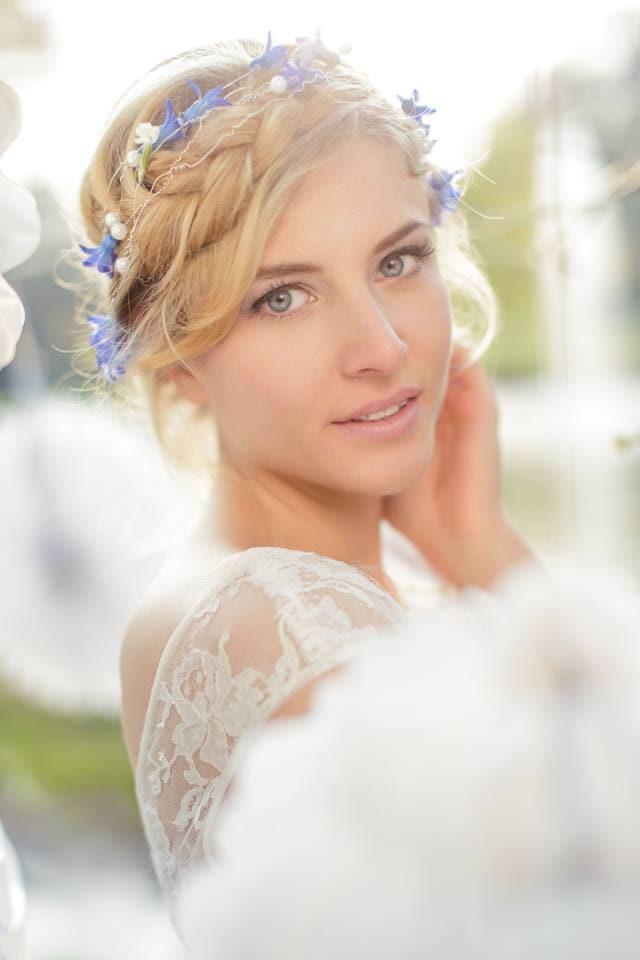 Blumenkranze Zum Brautkleid